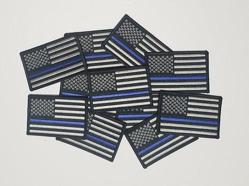Thin Blue Line Patch