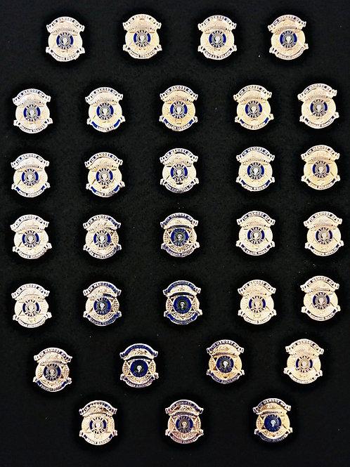 Fallen Memorial Pin Collection