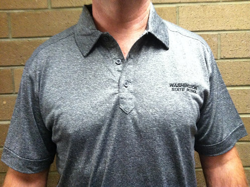 Silky Grey WSP Polo