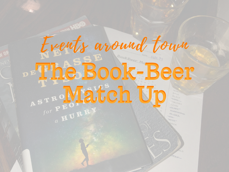 Cleveland Book + Beer Match Up