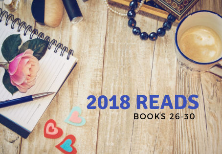 2018 reads: Books 26-30