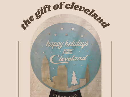 Holiday Gift Guide: Experience CLE