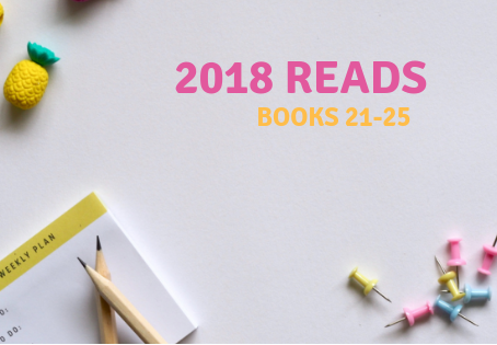 2018 reads: Books 21-25