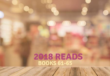 2018 Reads: Books 61-65