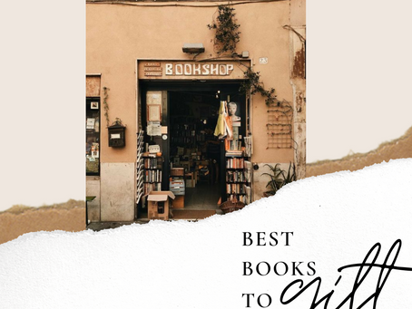 Best Books to Gift