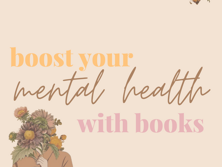 Boost Your Mental Health with Books