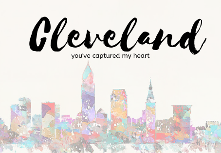 Happy Valentine's Day, Cle!