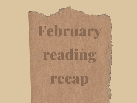 Two Sentence Reviews: February Reads