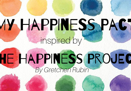 The Happiness Project vs. Pact