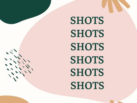 Shots, shots, shots (of steroids)