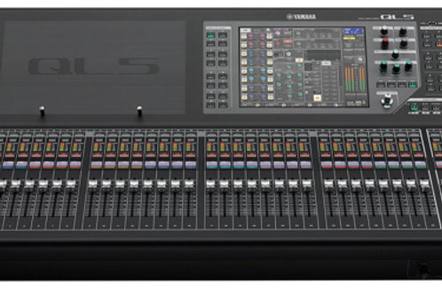 Yamaha QL5 Digital Desk