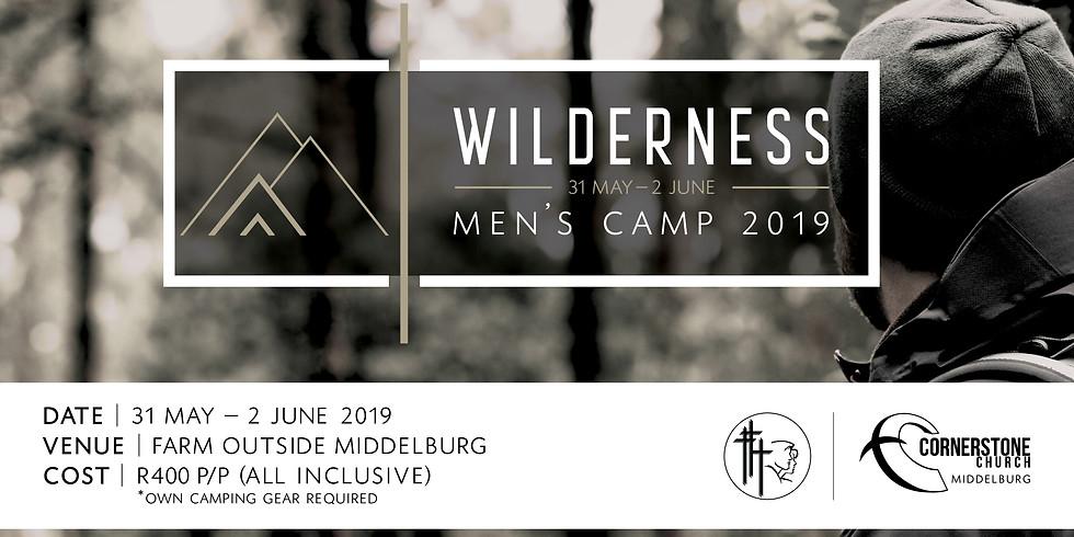 Wilderness Men's Camp