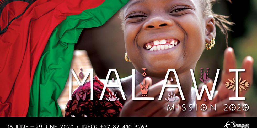 Malawi Mission 2020