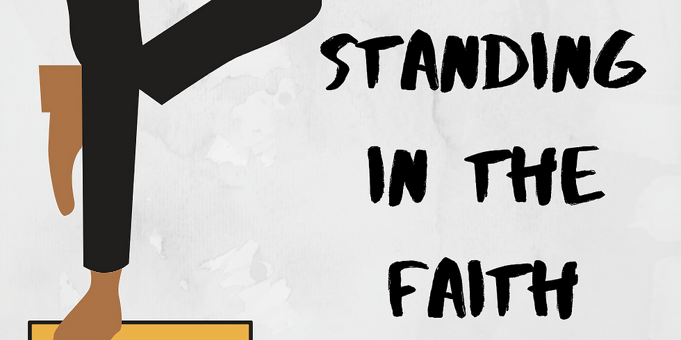 Apologetics: Issues in Standing in the Faith