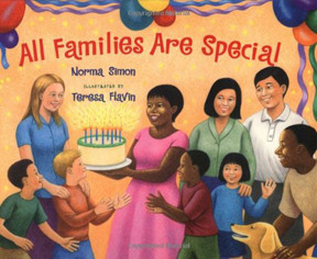 Book Nook: All Families Are Special