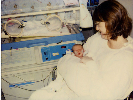 The importance of Child Life in the NICU