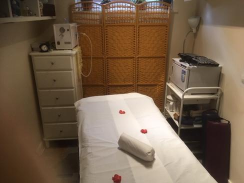 Brazilian Beauty Room (room detail)