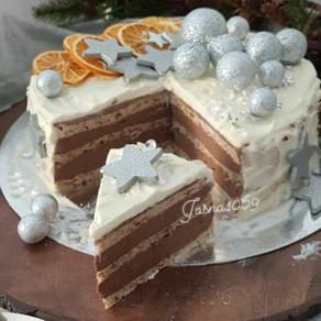 Silvestra torta