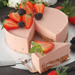 Jagoda-Mousse torta