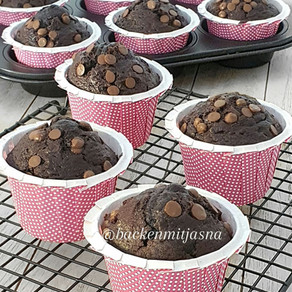 Extra coko muffins