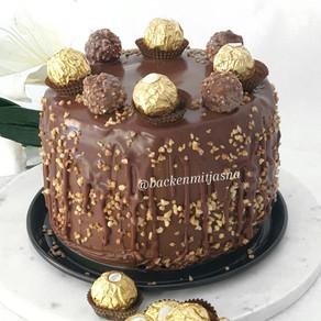 Rocher torta