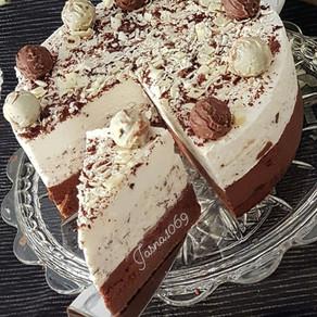 Stracciatella torta