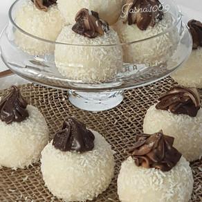 Mascarpone kokos gnijezda