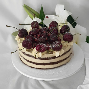 Cokoladna vanilla torta