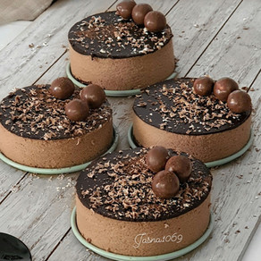 Nutella mini tortice