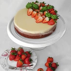 Mousse torta od vanille i cokolade
