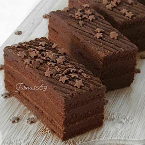Cokoladne ganach kocke