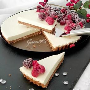 Mousse tart od bijele cokolade