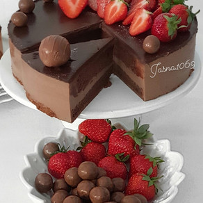 Extra cokoladna torta