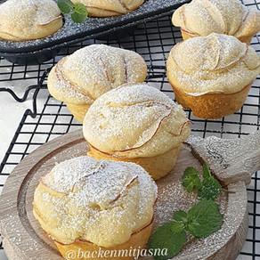 Muffins sa jabukama