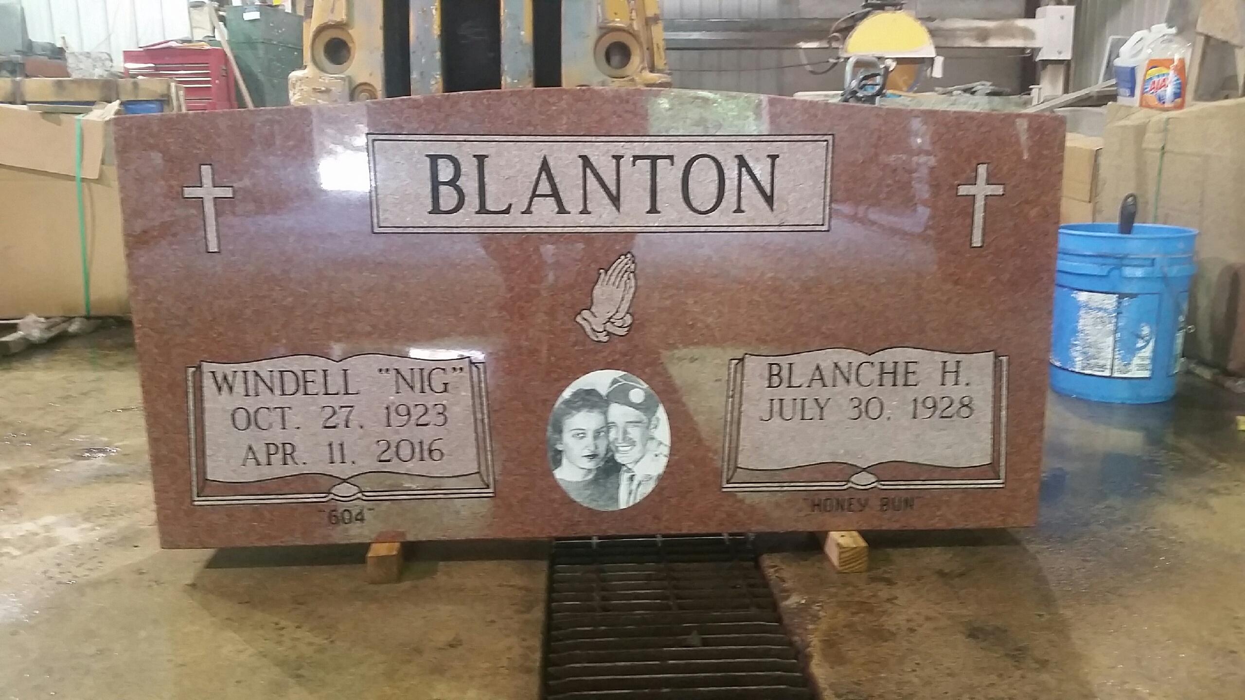 Blanton