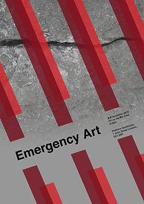 'Emergency Art' poster 02.12.19.jpg