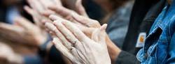 Hands in Prayer 3