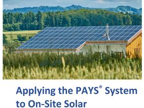 8.28.20 - PAYS® + Solar, CoBank Webinar, & CPUC Inclusive Financing