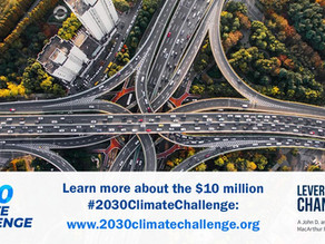 2.12.21 - PAYS® Project is Finalist for $10M 2030 Climate Challenge