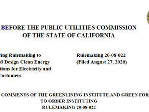 10.9.20 - CPUC Public Comments on Inclusive Financing