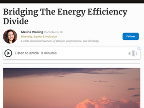 5.28.21 - Pas As You Save® in Forbes, VERGE Electrify, and ACEEE Finance Forum