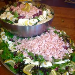 Bay Shrimp Louis Salad