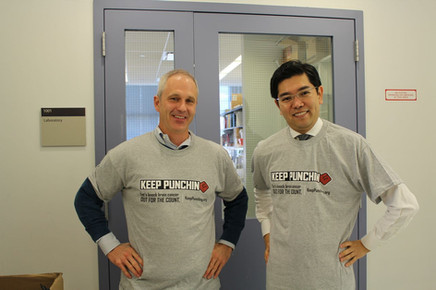 Dr. Fabio Iwamoto from Columbia Universi