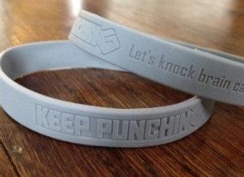 Keep Punching Bracelet