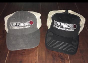Keep Punching Trucker Hats