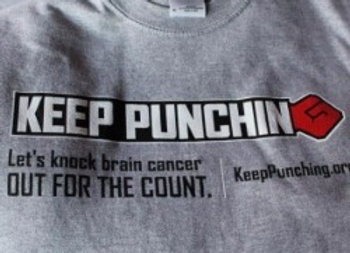 Keep Punching T-Shirt