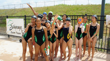"Stingrays Show ""Hard Work"" attitude at NGSL Pentathlon"