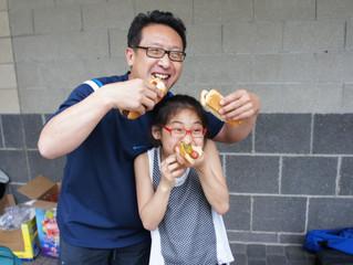 Big Turnout at 2014 Hot Dog Social