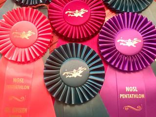 Stingrays Show Well at 2015 Pentathlon