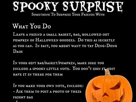 Surprise Fright Bag